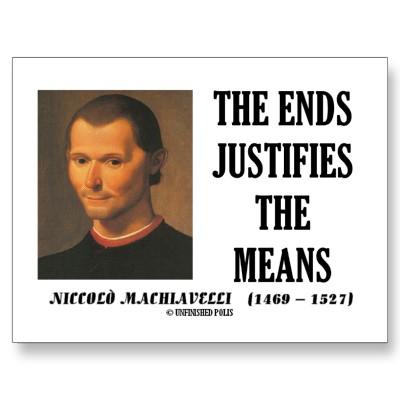 """Tinjauan Filsafat """"Politik Kekuasaan menurut Niccolo Machiavelli"""""""