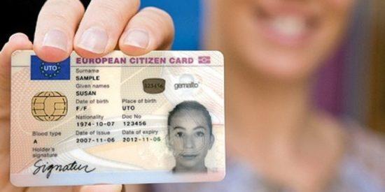 European Citizen Card