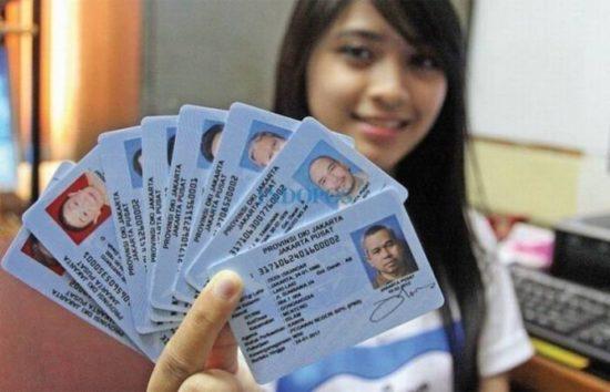 Kecanggihan e-KTP Indonesia