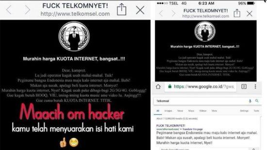 Hacker Telkomsel