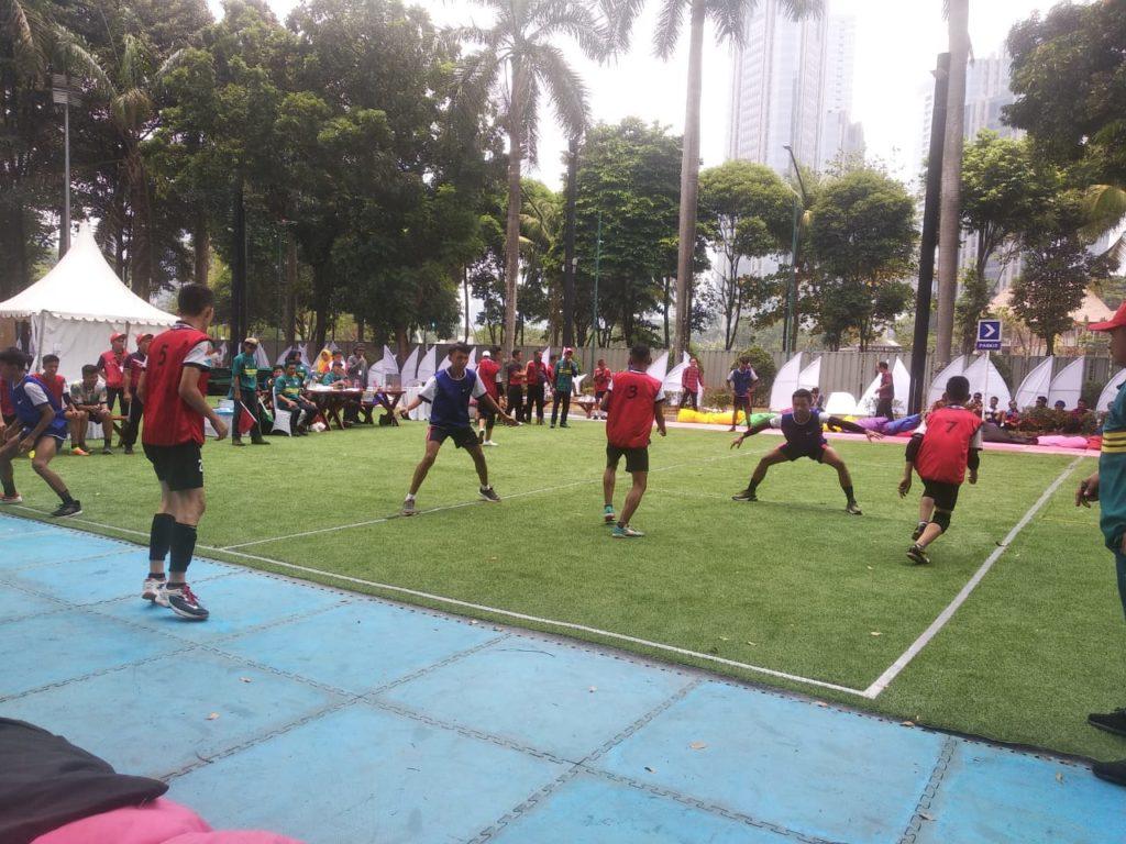 Riau Rajai Sumatera Dalam Lomba Permainan Tradisional Pkn Sinkap